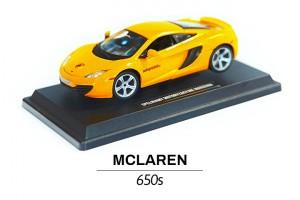 McLaren 650s modelik samochodu