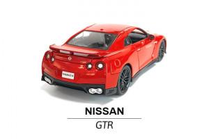 Nissan GTR tył modelik 1:24
