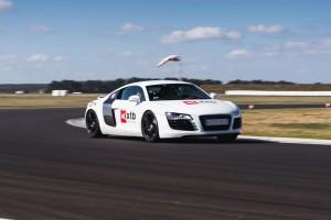 Audi R8 jazda na torze