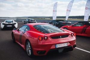 Ferrari Mclaren Lamborghini na torze