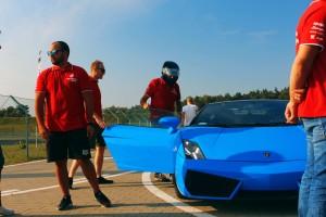 Lamborghini Gallardo tor