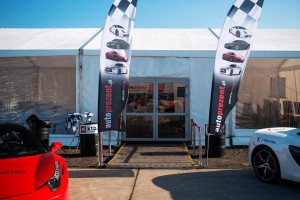Mclaren 650S Altus i Ferrari 458