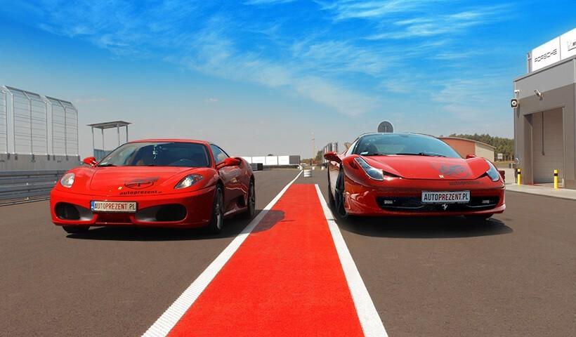 Ferrari 458 italia vs F430