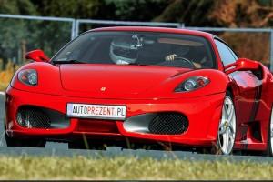 Ferrari F430  przód samochodu