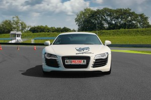 Przód Audi R8