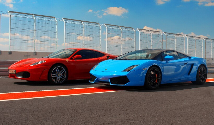 Ferrari i Lamborghini