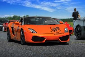 Lamborghini z klientem