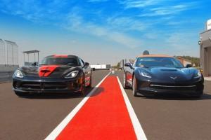 Dodge Viper GTS vs Corvette C7