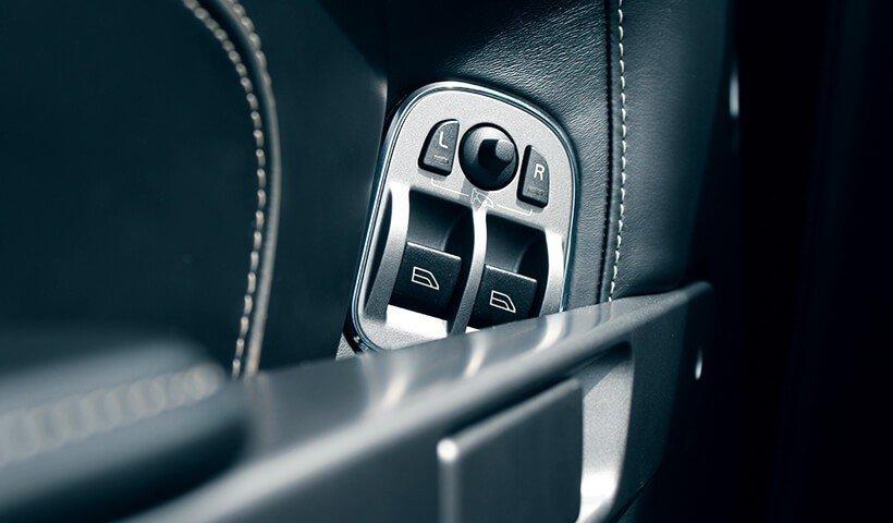 Przyciski Aston Martin DB9
