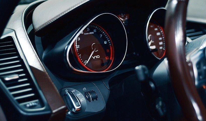 Audi detale zagarów