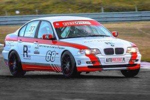 BMW_330l_e46 na torze