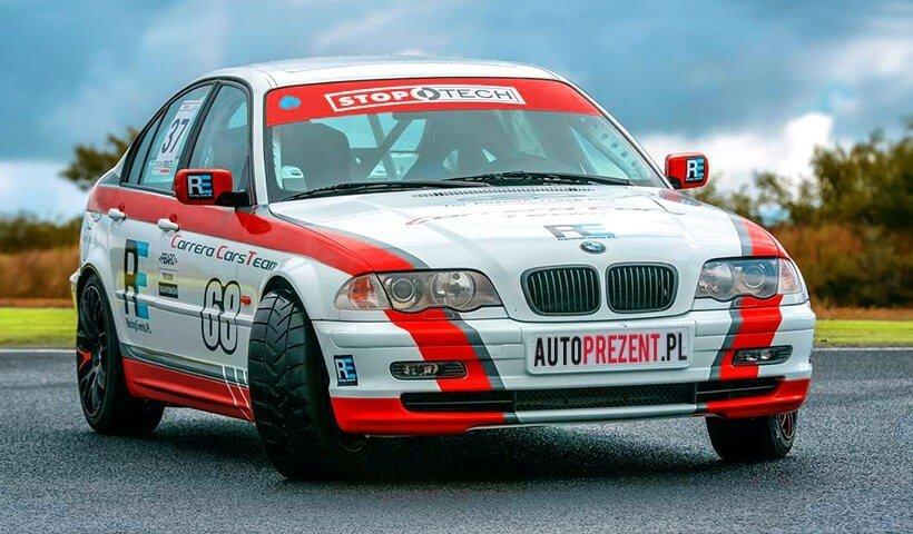BMW_330l_e46 przód