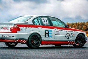 BMW_330l_e46 tył
