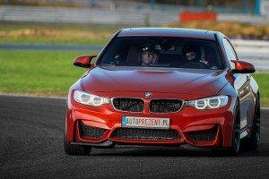 BMW M4 na evencie
