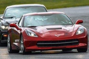 Chevrolet_Corvette_C7 przód