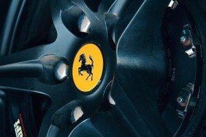 Logotyp Ferrari