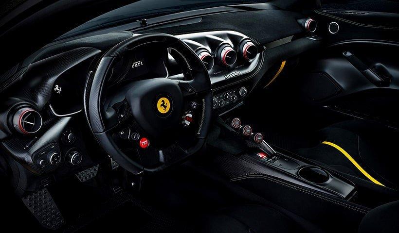 Ferrari F12berlinetta kierownica