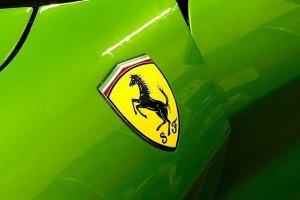 Ferrari F12berlinetta  logotyp