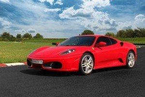 Ferrari F430 jazda po torze