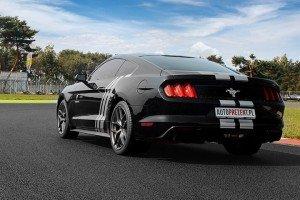 Tył Forda Mustanga
