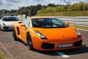 Lamborghini na evencie