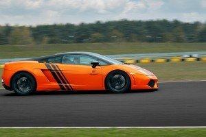 bok Lamborghini Gallardo