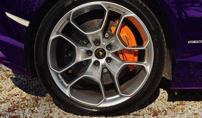 Koło Lamborghini Huracan