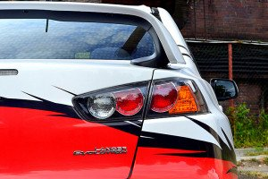 Lampa tylnia Mitsubishi Lancer