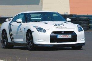 Tor Silesia Ring i Nissan GTR