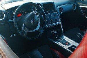 Kierownica Nissan GTR