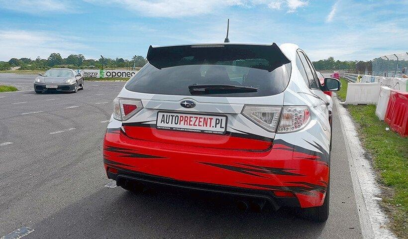 Subaru Impreza tył