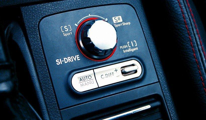 Pokrętło Subaru